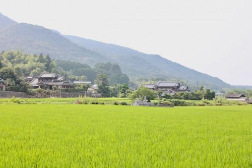 Tashibunoshou View Point at Bungotakata city, Oita prefecture.