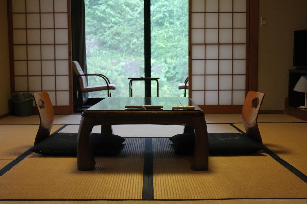 Staying in a Ryokan in the Countryside, Oita
