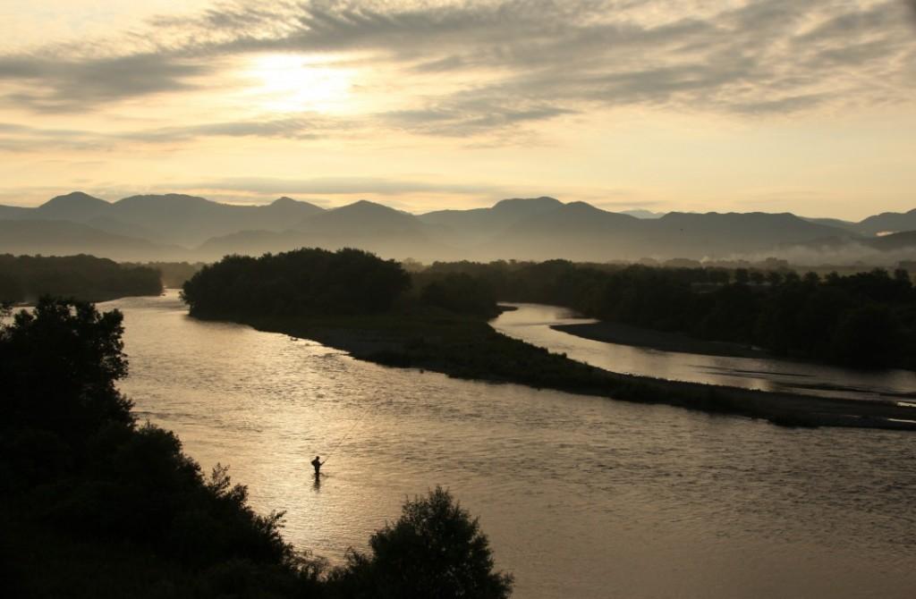 Miomote River