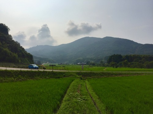 Tashibunoshou is a rural area in Bungotakada City (Oita Prefecture) with a 1200 year history.