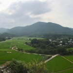 Experiencing a Farmer's Inn at a World Agricultural Heritage Site in Oita