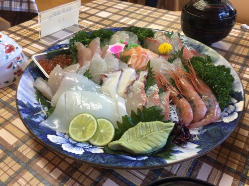 Tokiokaso: Seafood Platter,,Wakasa Takahama, Fukui prefecture