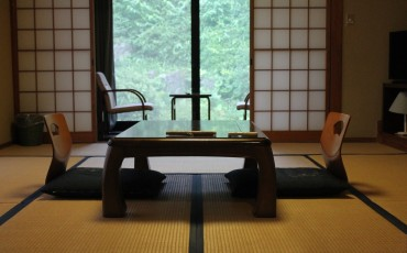 Yukimiso Ryokan, A Peaceful Room in the Countryside
