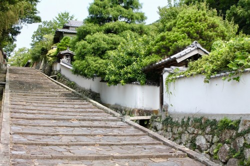 Kanjobanozaki: Go Up for Kita-dai! Kitsuki is a castle town in the Oita Prefecture, Kyushu.