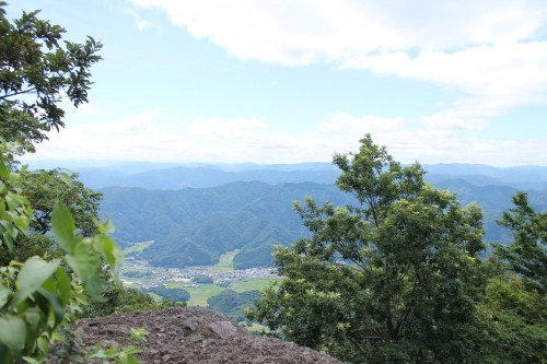 The mountain summit,, Fukui prefecture