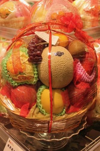 Japanese fruits
