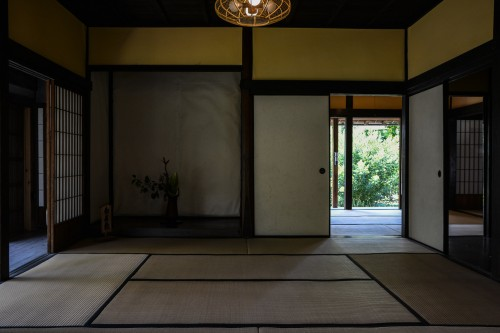 Samurai Residence in Usuki, Oita prefecture, Kyushu, Japan.