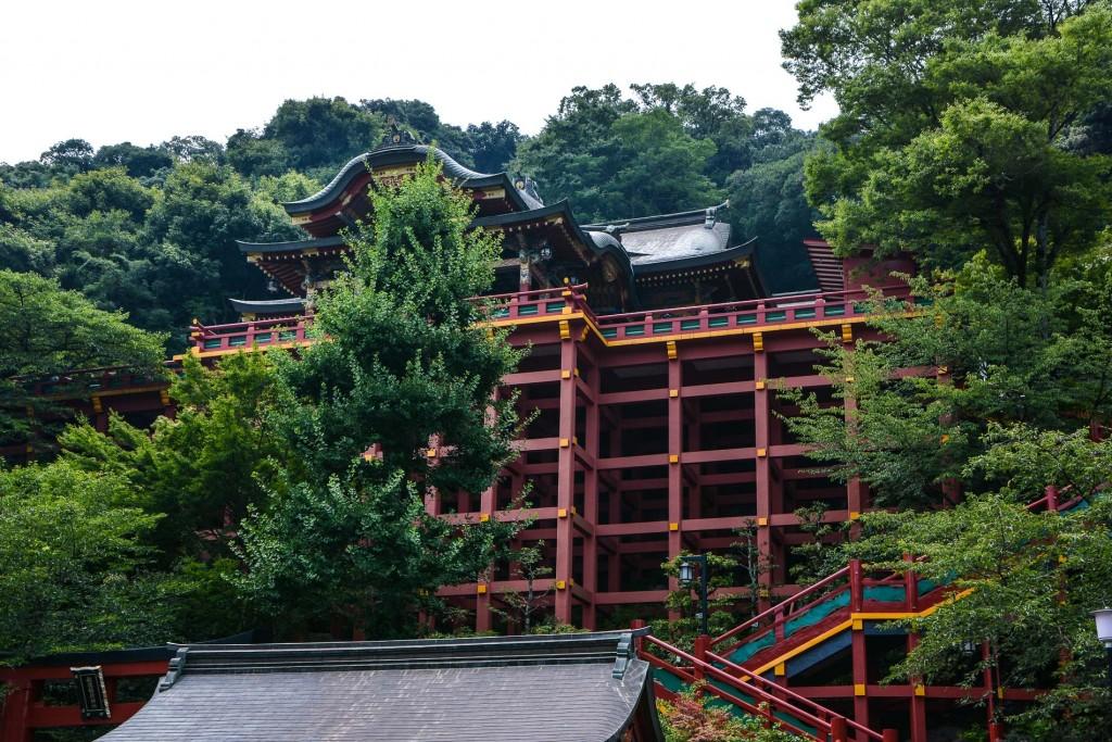 Yutoku inari shrine, Saga, Japan.