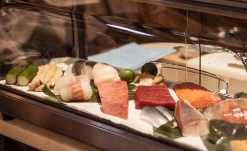 My Chef sushi experience at The Prince Villa Karuizawa