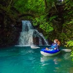 Get Outdoors in Onsen Country – Canoeing in Nakanojo