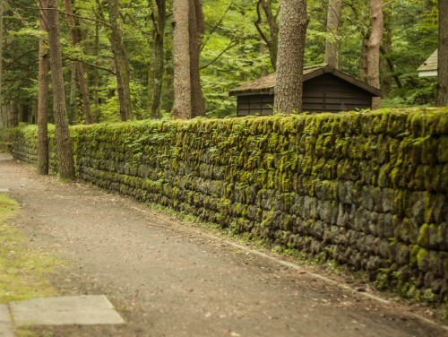 The Kyu-Mikasa Hotel is an authentic European style wood hotel in Karuizawa.
