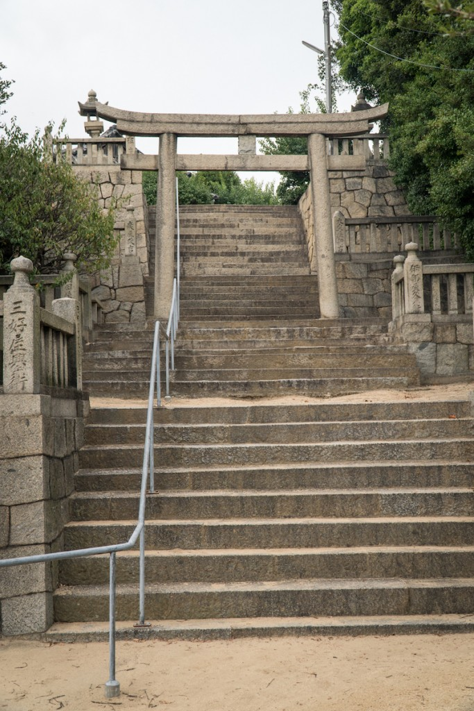 Kurashiki Shimotsui Gion Shrine