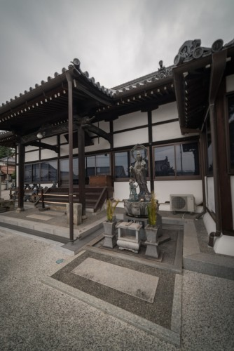 Kurashiki Bikan Historical Quarter - Honeiji Temple
