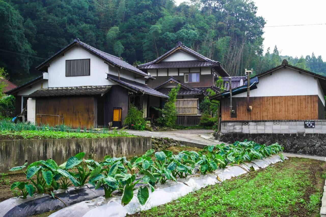 Kominka Gallery Mikura: An Artsy Farmer's Homestay in Usa, Oita