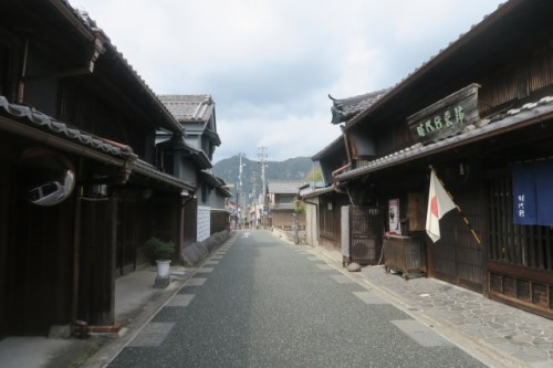 Udatsu town, Mino city, Gifu, Japan