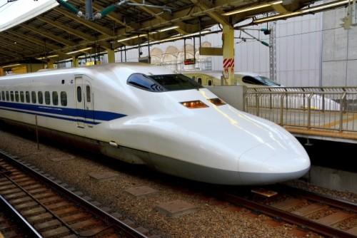 JR Tokaido Shinkansen from Tokyo