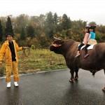 Tsunotsuki: Yamakoshi's Rousing and Reverent Bull Sumo