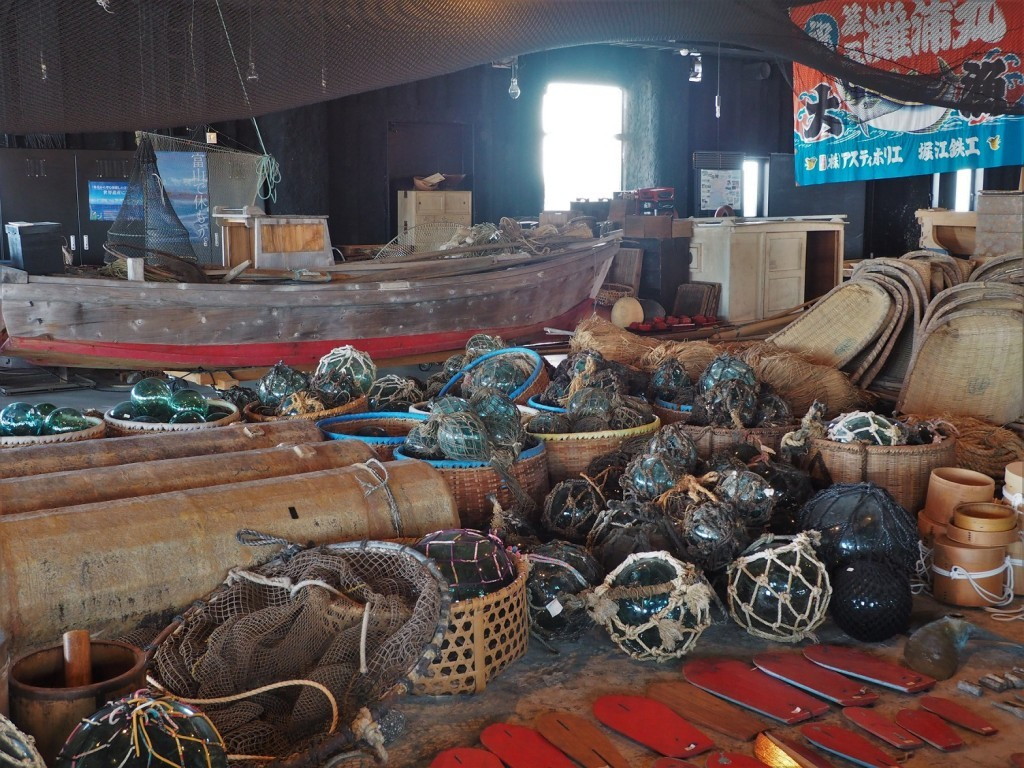 Himi City Fishing Cultural Exchange Center