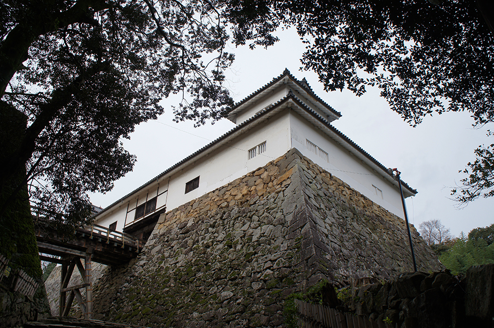 Hikone Castle is a rare and precious vestige of the feudal era in Japan.