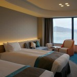 Stay in a Luxurious Hotel Close to Kyoto, Lake Biwa Otsu Prince Hotel