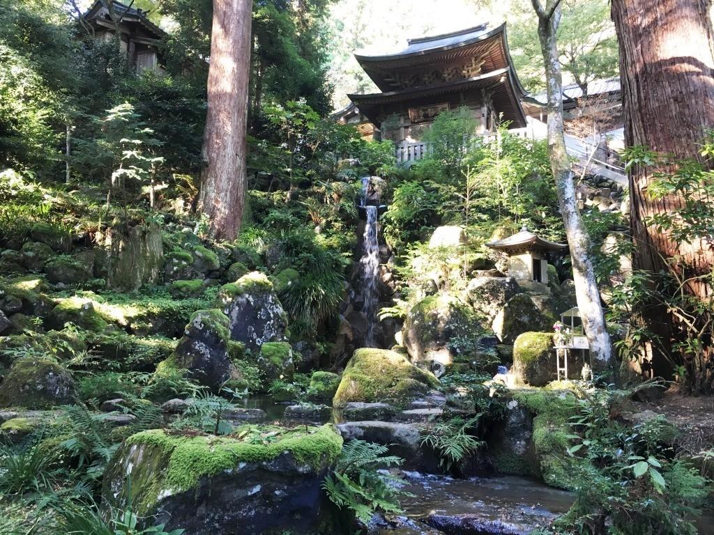 Daiyuzan Saijo-ji, the Sacred Mountain near Hakone