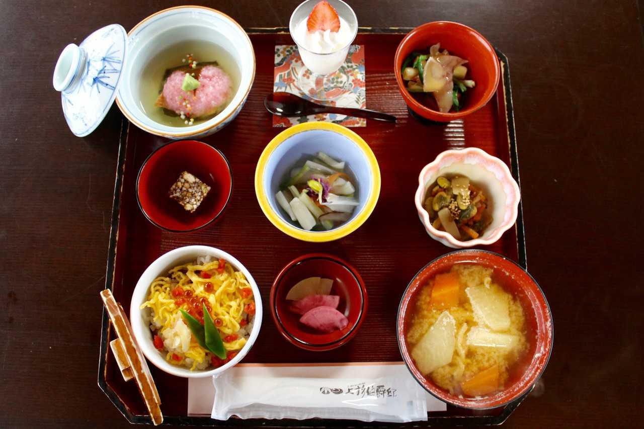 Discover Kyodo Ryori (Local Cuisine) in Yonezawa