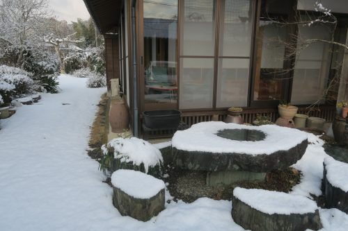 A Farm Stay in a 200 Year Old House in Kumamoto, Kyushu, Japan.