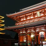 A Mixture of Modernism and Authenticity: Tokyo Tower and Zojoji Temple, Skytree and Sensoji Temple