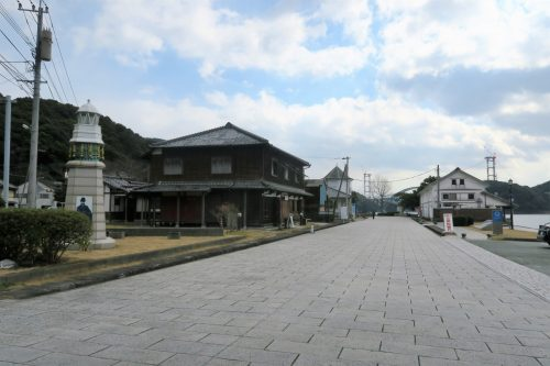 Exploring Old Town Uki by the Sea in Kumamoto