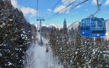 Enjoy Skiing at Kagura, A Ski Resort Surrounded by Nature Right Near Naeba