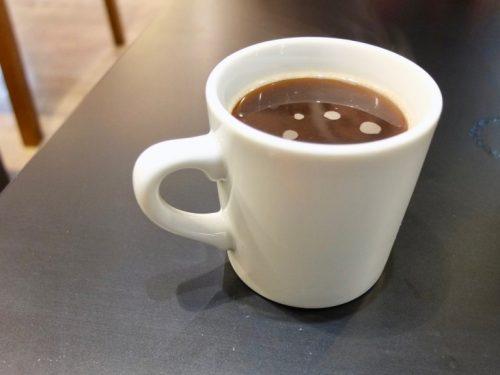 Onsen Coffee at Echigo-Yuzawa Station
