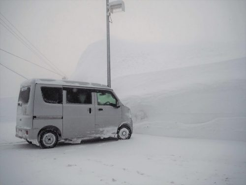 Yamakoshi village in Niigata, discover the snowfall area in Japan.