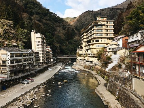Tsuetate Onsen - Experience the Local Therapic Onsen in Kumamoto