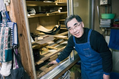 Murakami Lacquerware Traditional Artisan Workshop Experience Niigata Prefecture