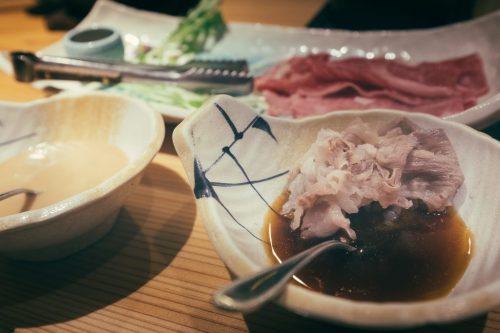 Yonezawa Beef Local Specialty Shabu-Shabu Food Yamagata Prefecture