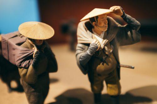 Yonezawa City Uesugi Museum Shows Samurai and Traditional Japan