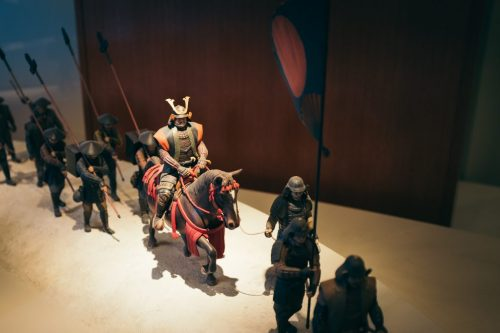 Uesugi Museum in Yonezawa Depicts Samurai Life and Armor