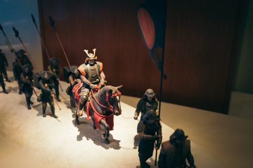 Uesugi Museum in Yonezawa Depicts Samurai Life and Armor