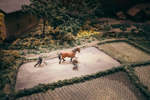 Uesugi Museum in Yonezawa Depicts Japanese Farming Life