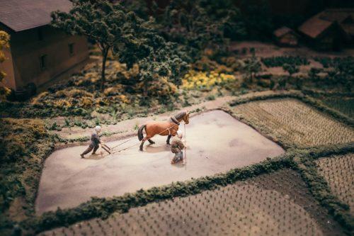 Uesugi Museum in Yonezawa Depicts Japanese Farming Life