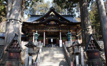 Mitsumine Shrine in Chichibu, Saitama, Japan.