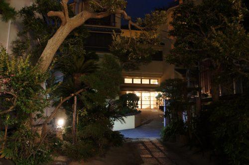 Staying in a Historical Ryokan at Enoshima
