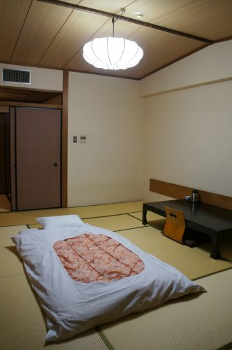 Staying in a Historical Ryokan at Enoshima