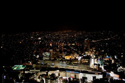 Admire Tokyo while having fun at Sky Circus
