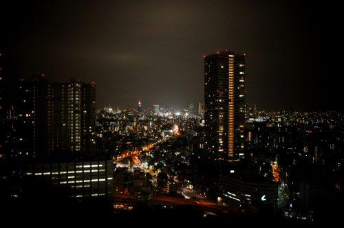 The Sunshine City Prince Hotel, in the heart of Ikebukuro, Tokyo.