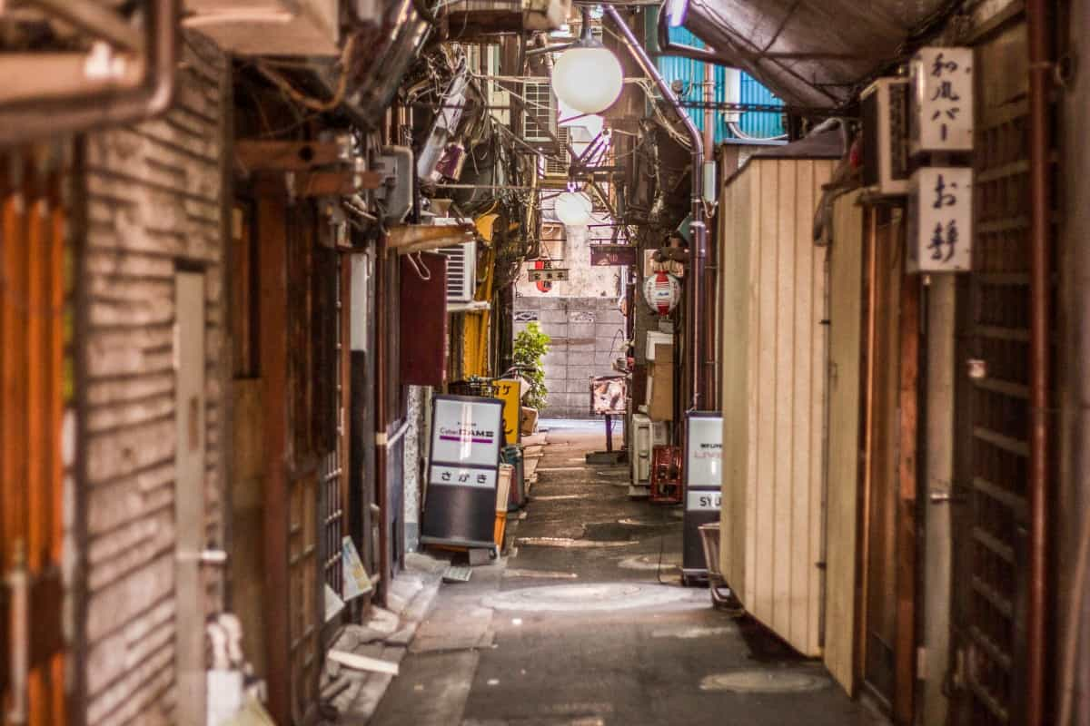 Discovering the Remnants of Old Tokyo: Tateishi Shopping District