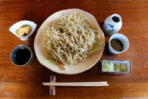 Experience Local Soba Making at Karuizawa