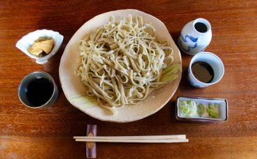 Experience Local Soba Making at Karuizawa, only 1 hour from Tokyo, Japan.