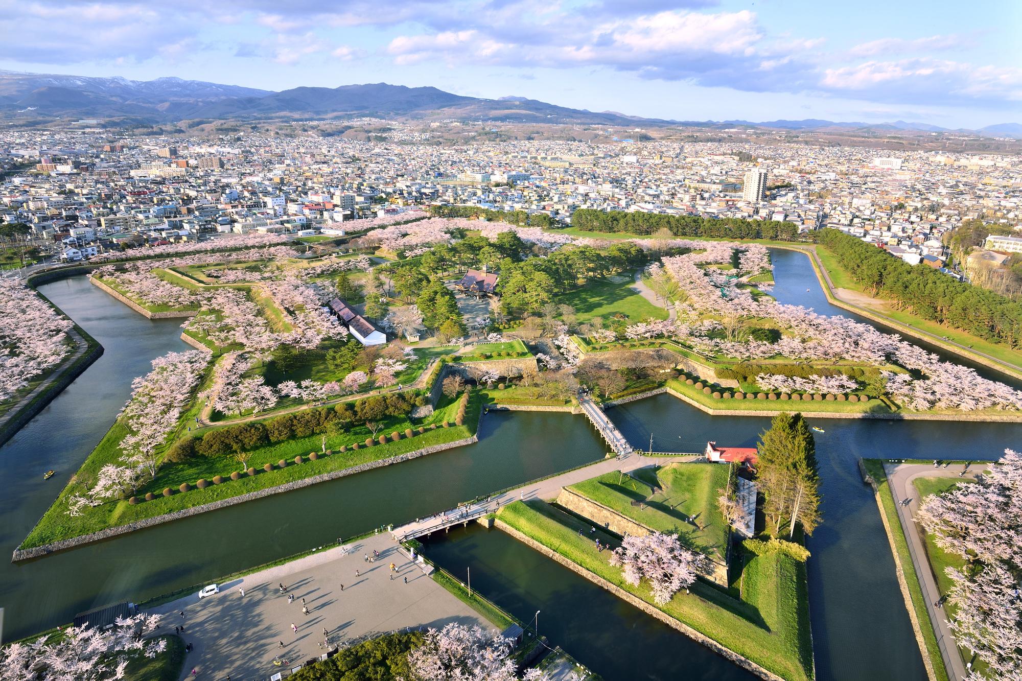 Hokkaido, Hakodate,