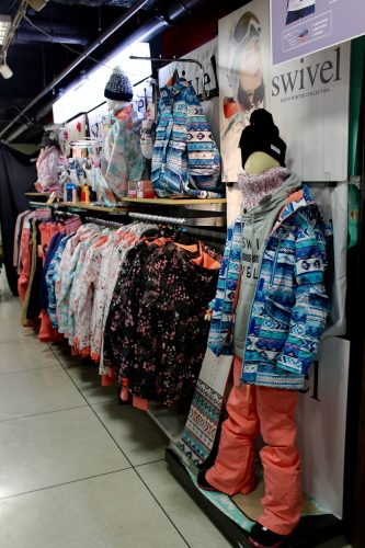 Victoria Ski Snowboard Shop Equipment Tokyo Resort Swivel Fashion Women